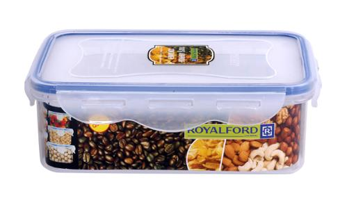 display image 5 for product Royalford 350 Ml Meal Prep Container - Transparent Food Container
