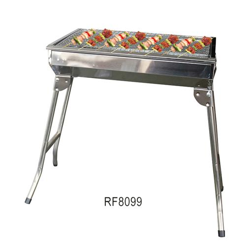 display image 1 for product Royalford Folded Bbq Grill