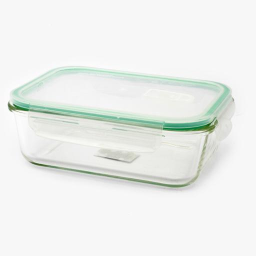 display image 0 for product Royalford 370 Ml Glass Meal Prep Container