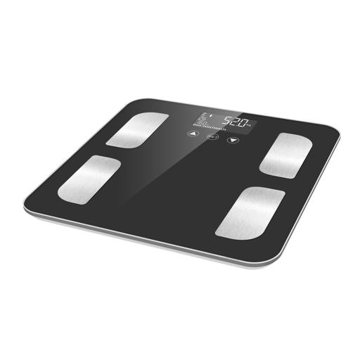 Geepas Body Fat Bathroom Scales - Smart High Accuracy Digital Weighing Scales For Body Weight hero image