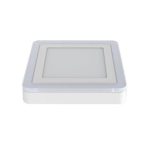 Geepas Square Slim Downlight Led - 18 + 9W 3 Light Modes Down-Light Ceiling Light hero image