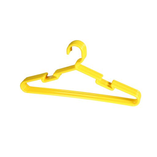 display image 0 for product Royalford 5Pcs Cloth Hanger Set - Home Premium Coat Hangers Set For General Use -Rotating Swivel