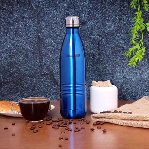 display image 4 for product Royalford 350Ml Double Wall Stainless Steel Vacuum Bottle - Portable Flask & Water Bottle - Hot & Cold
