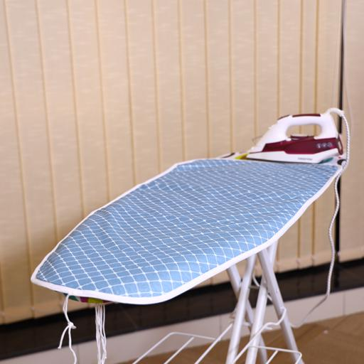display image 0 for product Royalford Ironing Board Cover 92 X 31 Cm - Thick Light Weight Scorch & Heat Resistant