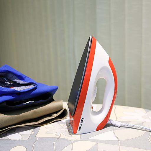 Krypton 1200W Dry Iron For Perfectly Crisp Ironed Clothes hero image