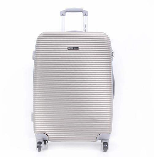 PARA JOHN Abs Hard Trolley Luggage, Champagne 28 Inch hero image