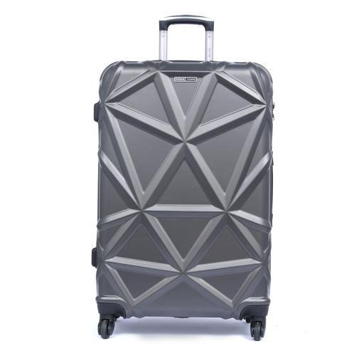 PARA JOHN Matrix Luggage Trolley, Dark Grey 28 Inch hero image
