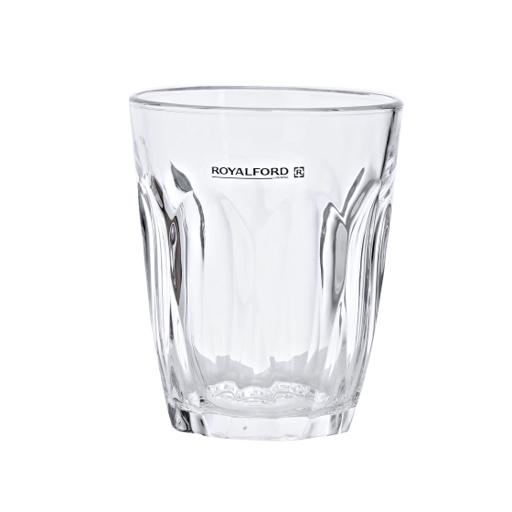 display image 6 for product Royalford 8Oz 6Pcs Glass - Water Cup Drinking Glass