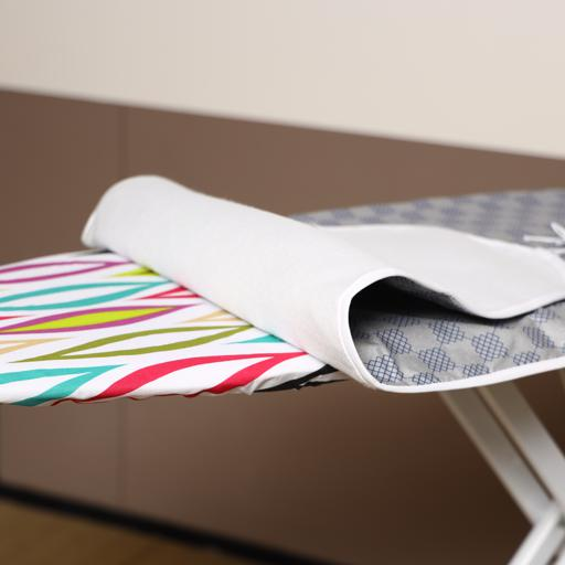 display image 0 for product Royalford Ironing Board Cover 122 X 39 Cm - Thick Light Weight Scorch & Heat Resistant