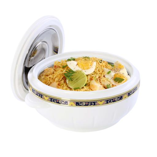 display image 7 for product Royalford 1.6L Hot Pot Insulated Food Warmer - Thermal Casserole Dish