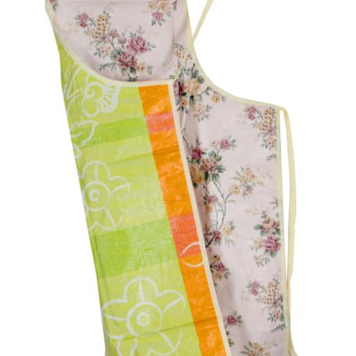 display image 10 for product Royalford Vinyl Apron - Standard 76X58Cm Size - Multipurpose Kitchen Chef Aprons For Women - Perfect