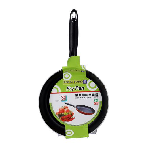 display image 6 for product Royalford Non-Stick Fry Pan, 24 Cm