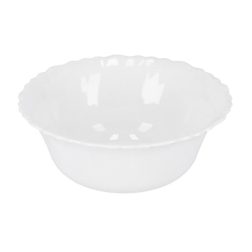 display image 5 for product Royalford 6Inch Opal Warespin Bowl Portable, Lightweight Bowl Breakfast Cereal Dessert Serving Bowl
