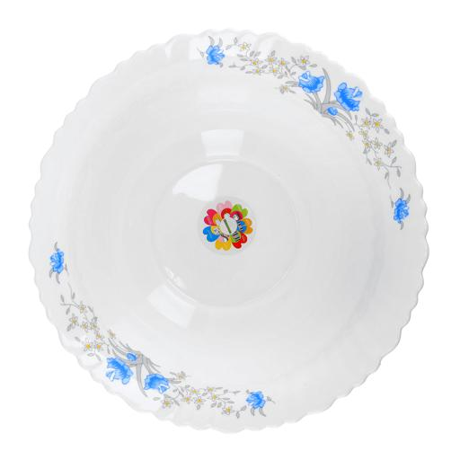 display image 7 for product Royalford Opal Ware Romantic Soup Bowl, 8 Inch