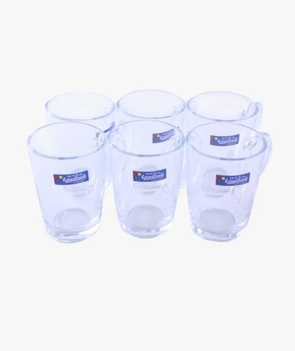 display image 2 for product Royalford Glass Cup, 150 Ml
