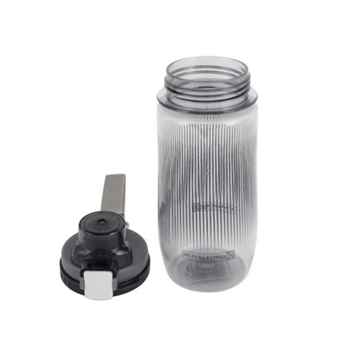 display image 6 for product Royalford 600Ml Water Bottle - Reusable Water Bottle Wide Mouth With Hanging Clip
