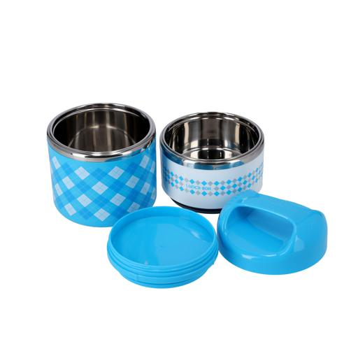 display image 6 for product Royalford S 930Ml Double Layer Lunch Box - Leak-Proof & Airtight Lid Food Storage Container