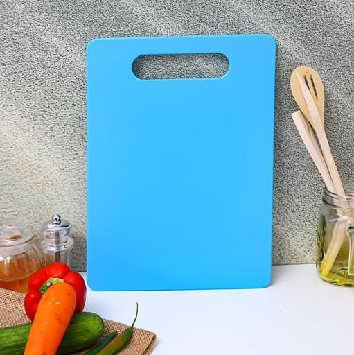 display image 1 for product Royalford Chopping Board - Cutting Board With Non-Slip Base- Perfect For Fruits & Vegetables