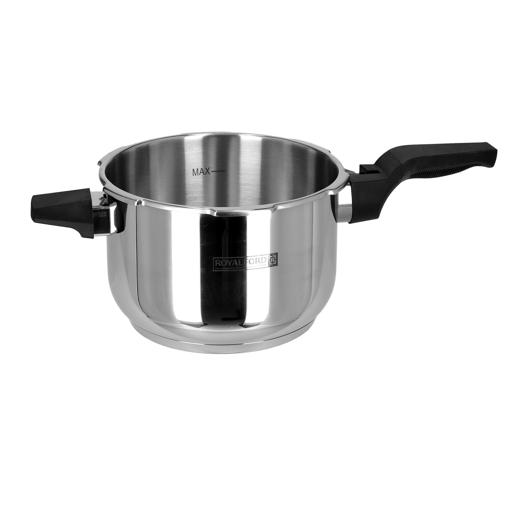 display image 4 for product Royalford Asan Induction Pressure Cooker, 6L