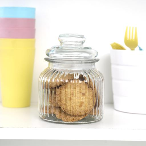 display image 2 for product Royalford Airproof Cookie Jar, 650 Ml